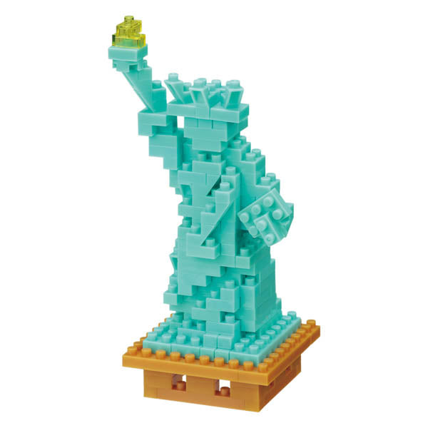 Nanoblock Statue of Liberty Mini