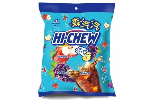 Hi-Chew Cola Apple Grape Bag