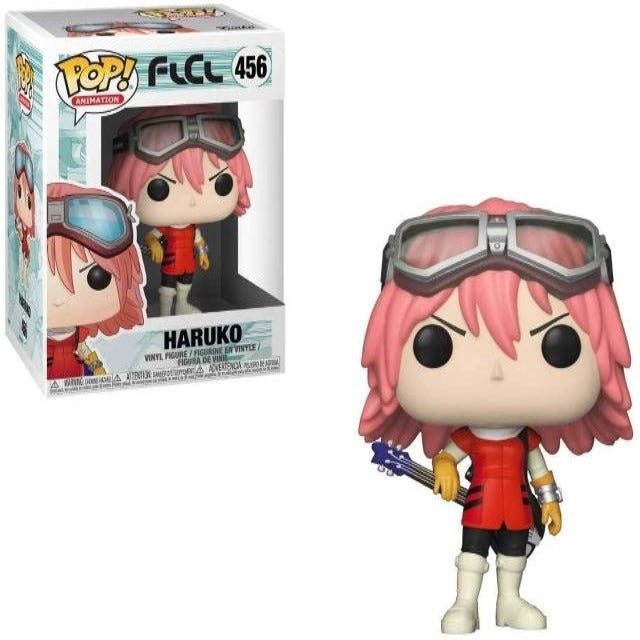 Funko POP! Animation: FLCL Haruko Collectible Figurine