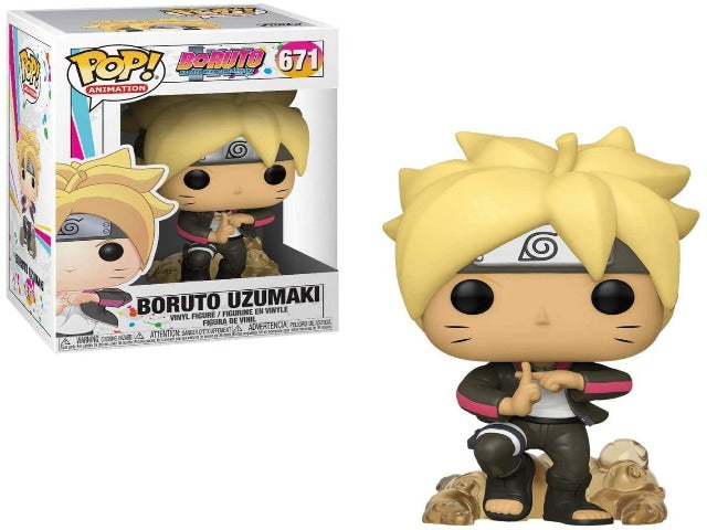 Funko POP! Animation Boruto Boruto Uzumaki Collectible Figurine