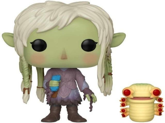 Funko POP! Dark Crystal Deet and Baby Nurlock Collectible Figurine