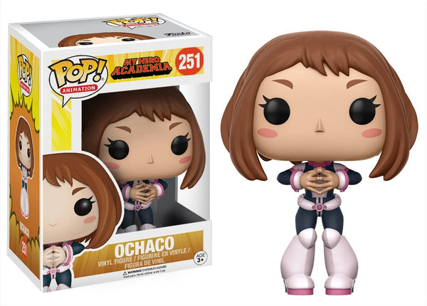 Funko POP! My Hero Academia Ochaco Collectible Figurine