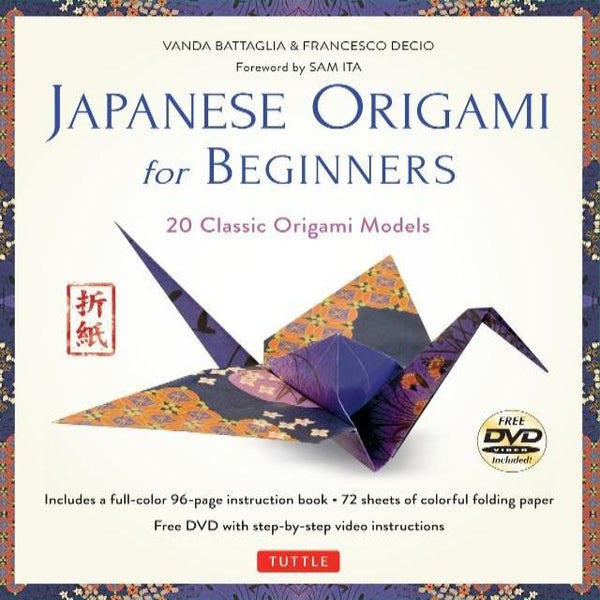 origami kit for beginners