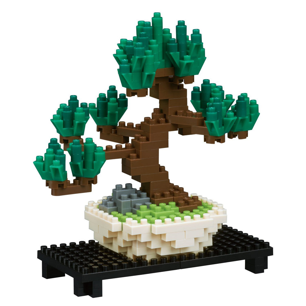 Nanoblock Pine Bonsai Tree