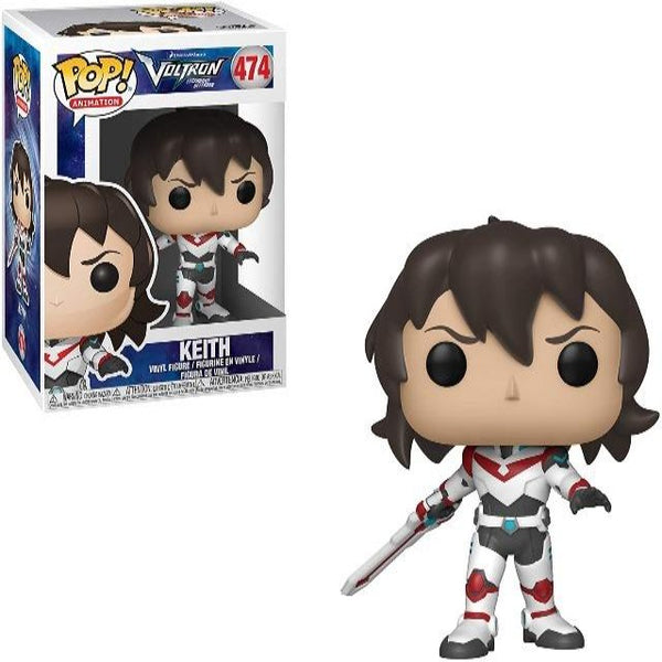 Funko POP! Animation: Voltron Keith Collectible Figurine