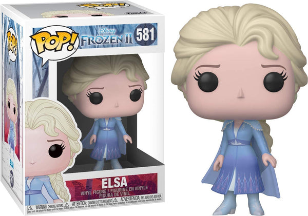 Funko POP! Disney: Frozen 2 Elsa Collectible Figurine
