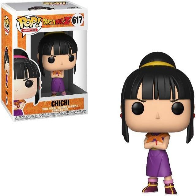 Funko POP! Dragon Ball Z Chi Chi Collectible Figurine