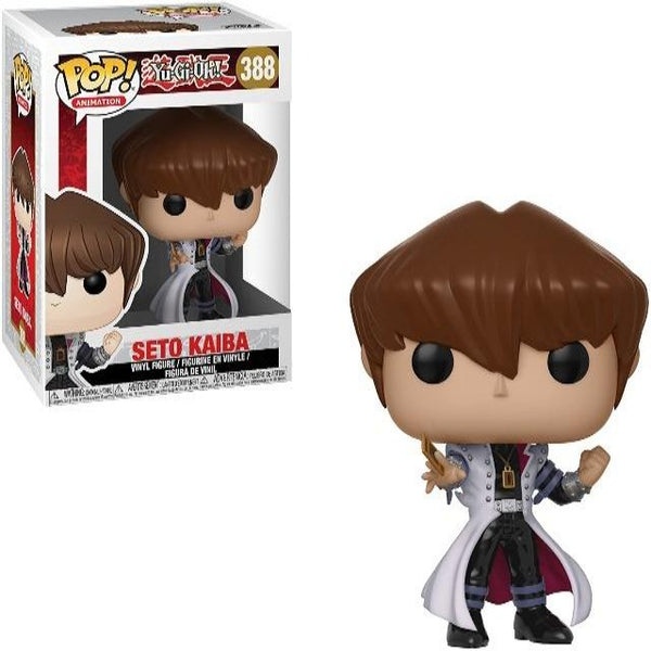 Funko POP! Animation: Yu-Gi-Oh! Seto Kaiba Collectible Figurine