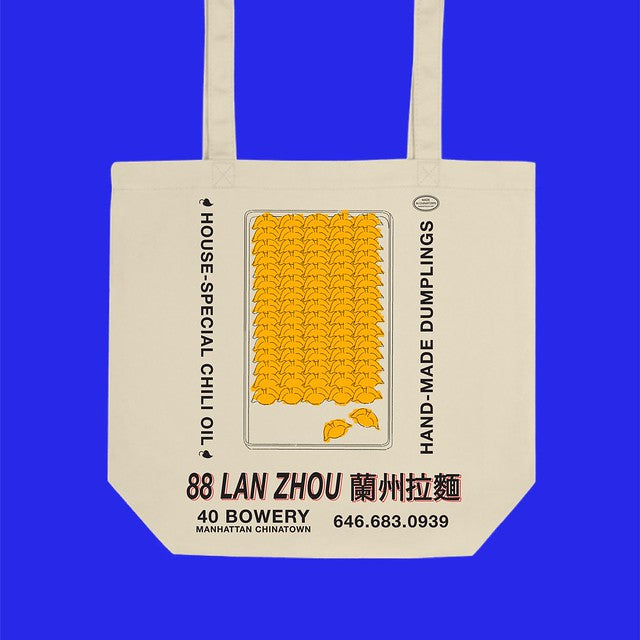 88 Lan Zhou Tote Bag (Available for Pre-Order)