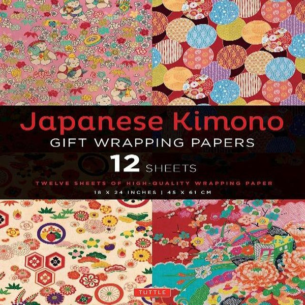 japanese gift wrapping paper