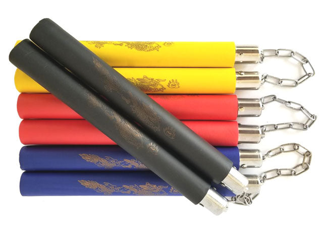 Foam Wrapped Nunchakus