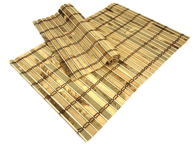 Bamboo Place Mat  (2pcs / pack)