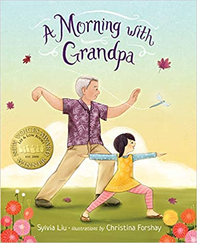 a morning with grandpa book