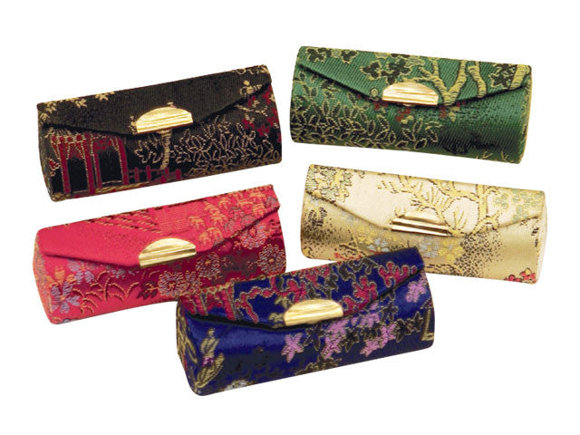 Brocade Lipstick Case