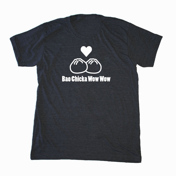 Black Bao Chicka Wow Wow T-shirt
