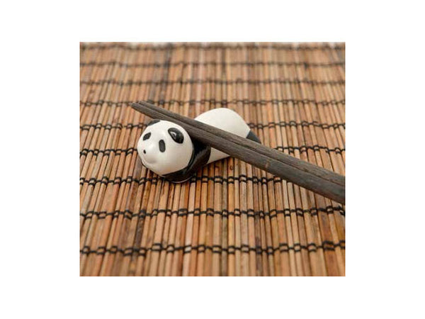 Ceramic Panda Chopsticks Holder