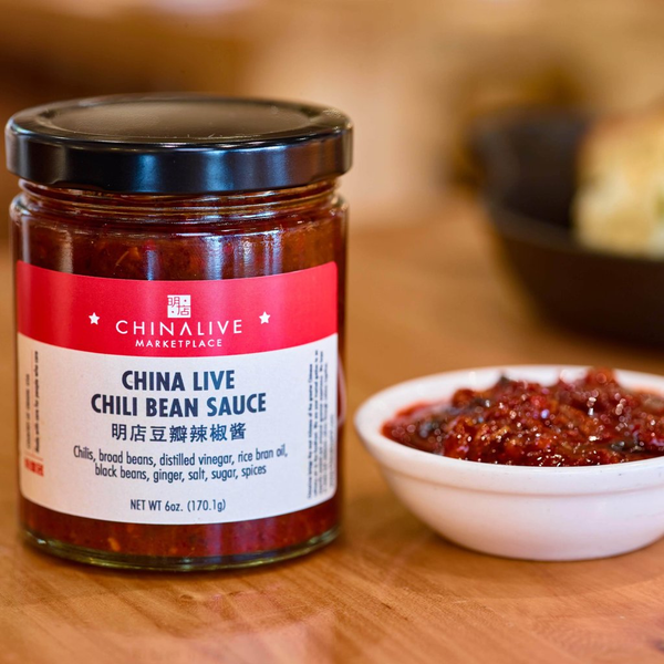 China Live Signature House Chili Bean Sauce