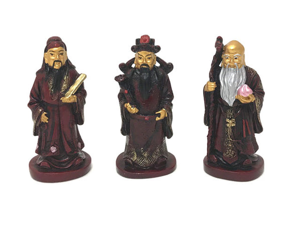 3 Immortal Figurine Set