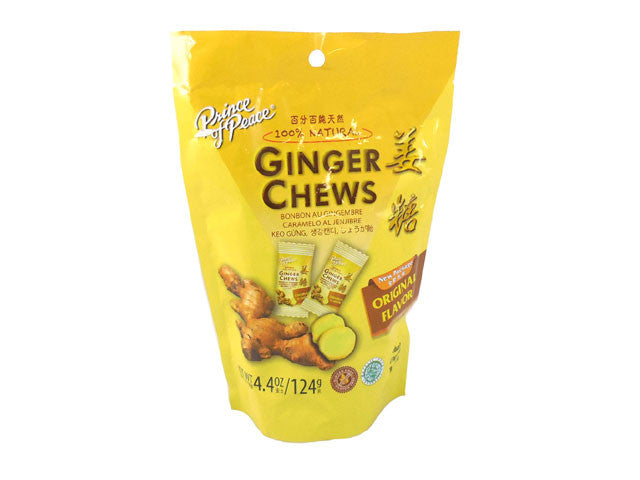 Prince of Peace Brand Ginger Chews