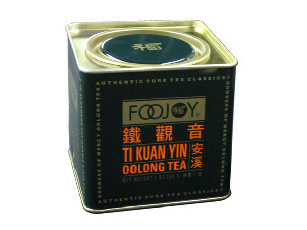 Foojoy Premium - Ti Kuan Yin Oolong Tea