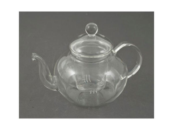 Glass Teapot w. Glass Infuser