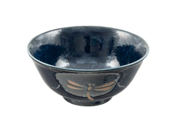 Dragonfly Design Bowl (6in.) ( Out of Stock )