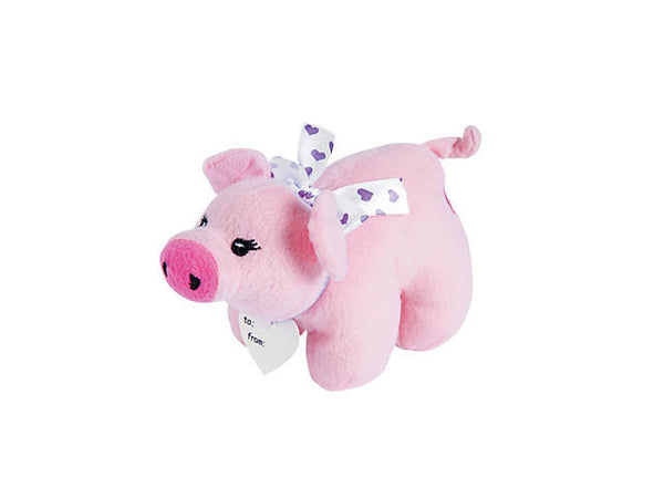 Hogs-N-Kisses Stuffed Baby Pig