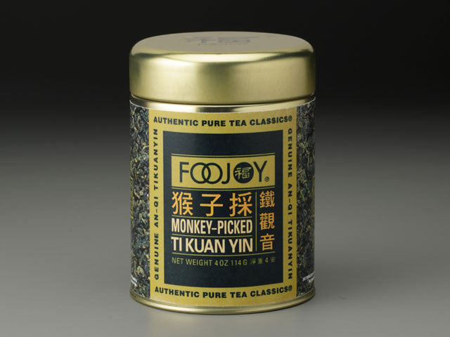 Foojoy Super Premium - Monkey Picked Ti KuanYin Tea