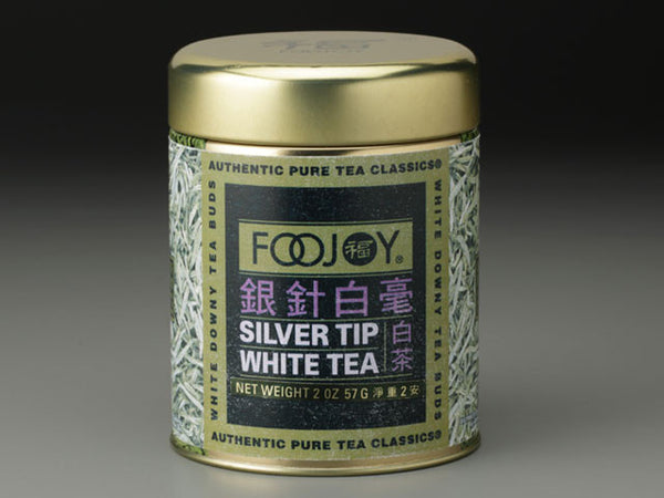 Foojoy Super Premium -  Silver Tip White Tea