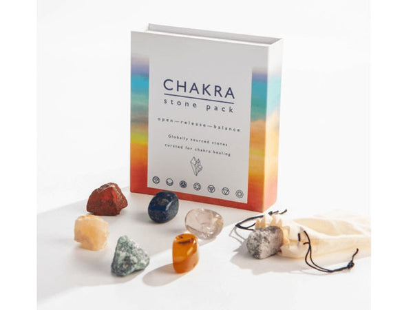 Chakra Stone Pack (Out of Stock)