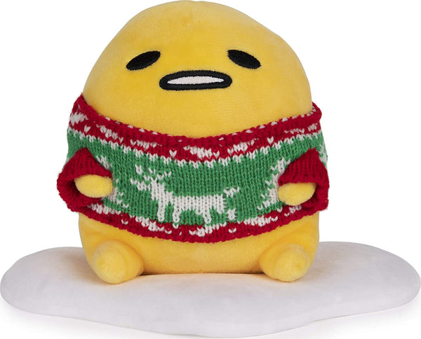 gudetama in sweater