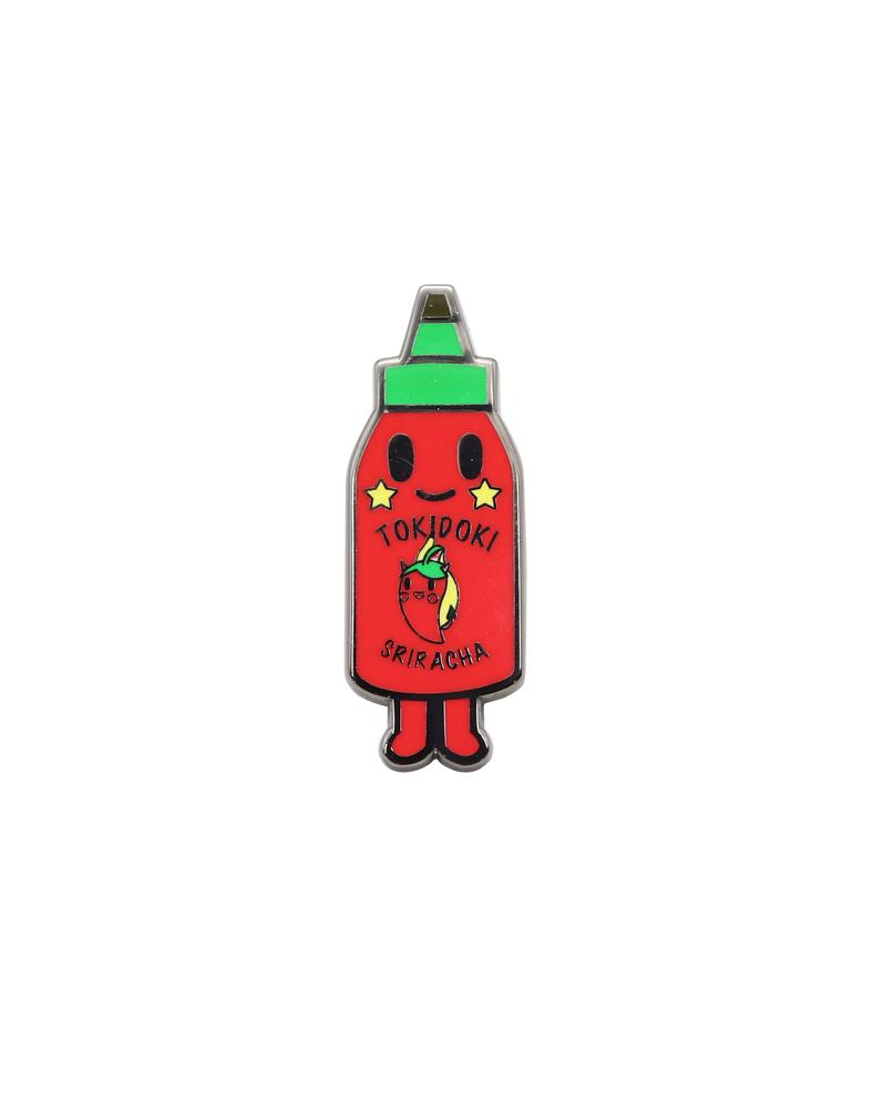 Hotty Enamel Pin