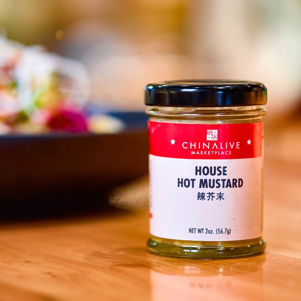 China Live Signature House Hot Mustard