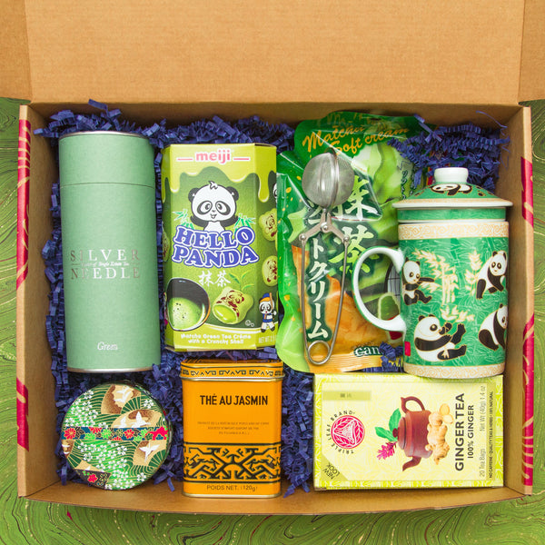 Tea Lovers Friendship Box