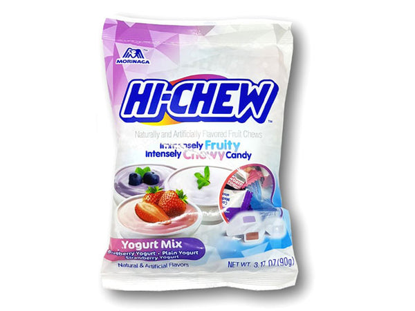 Hi-Chew Candy Chews in a Bag - Yogurt Mix
