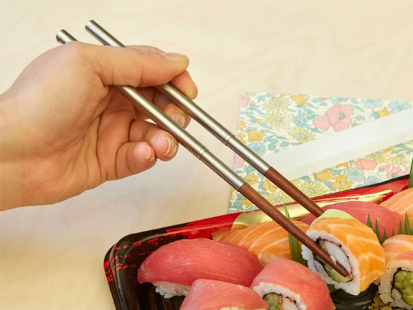 Travel Chopsticks with Case