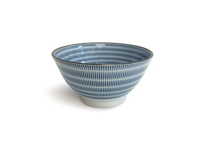 Blue Sendan Deep Bowl - 7 in. x 4 in.H