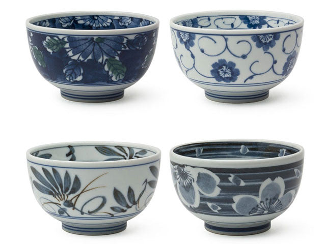 Sometsuke Bowl Set (5 inch)