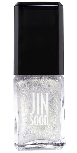 JINsoon Nail Polish: Silver and Gold
