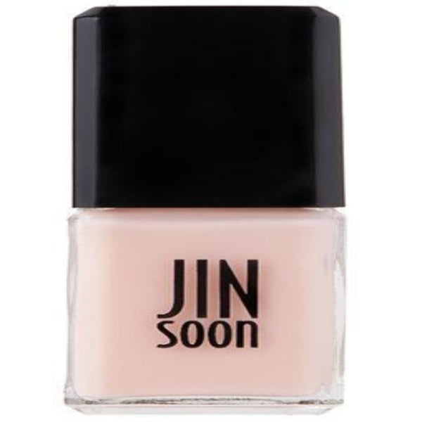 sheer pink nailpolish