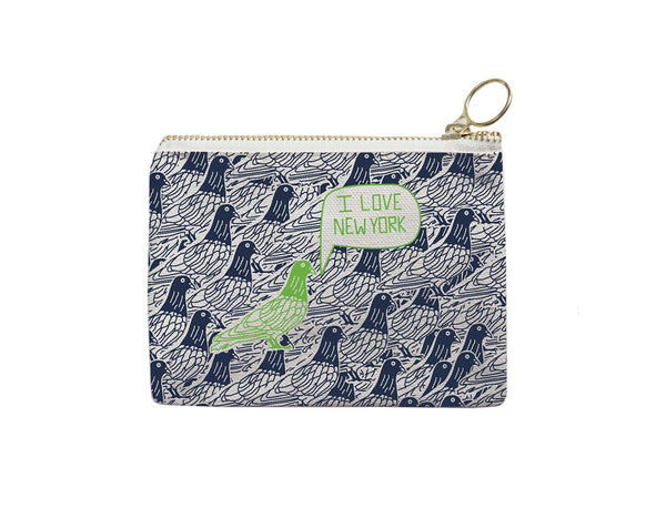 Maptote New York City Coin Purse