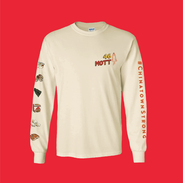 46 Mott long sleeved tshirt
