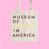 ote bag with Museum of Chinese in America logo