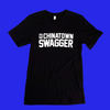 Black T-shirt that says Chinatown Swagger
