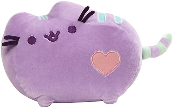 purple pusheen