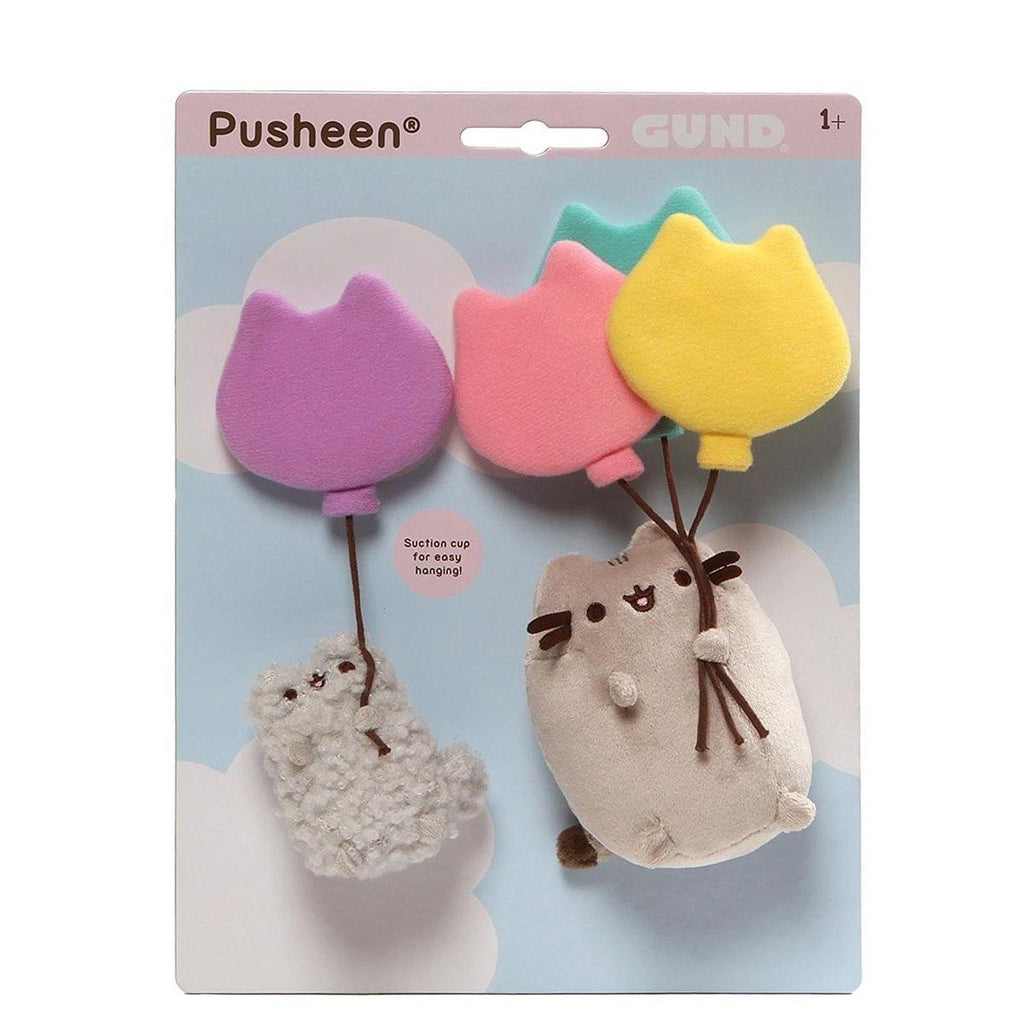 Pusheen and Stormy Clings, 8 in