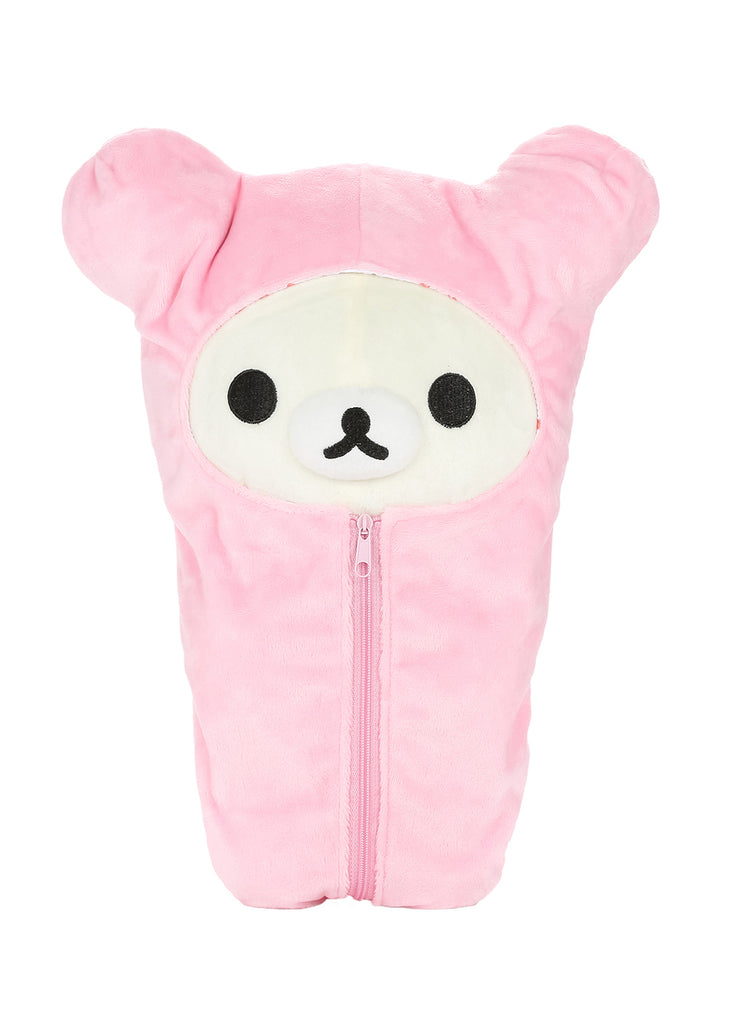 Plush Korilakkuma in Sleeping Bag