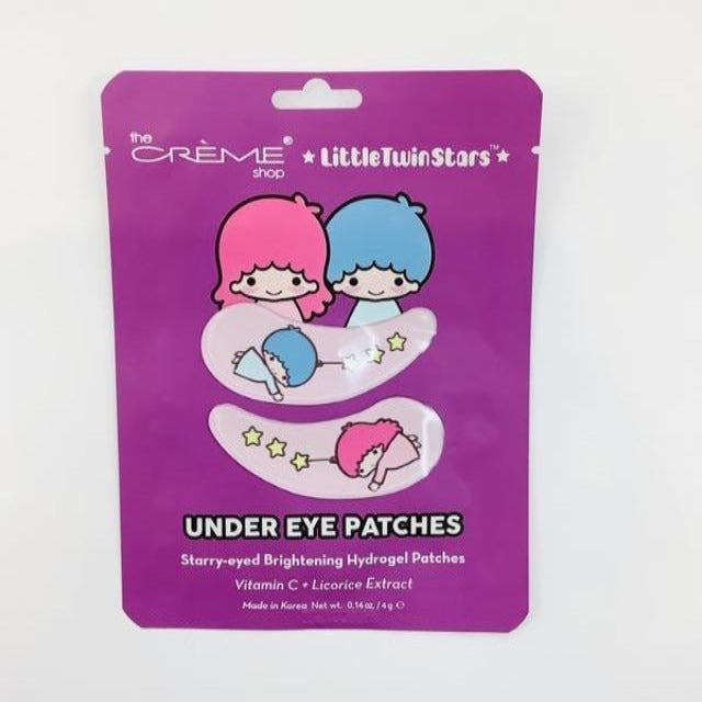 Little Twin Stars Under Eye Patches