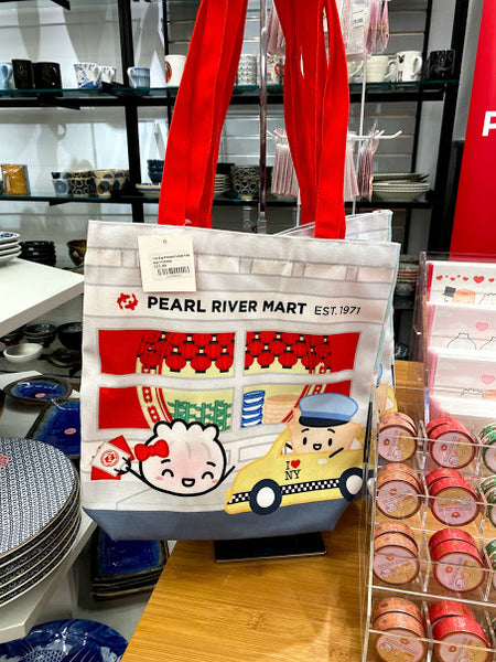 Wonton in a Million x Pearl River Mart Tote Bag
