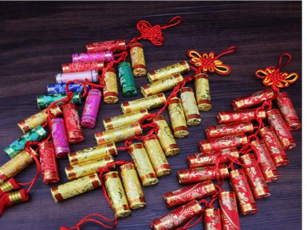 Decorative Firecrackers Ornament
